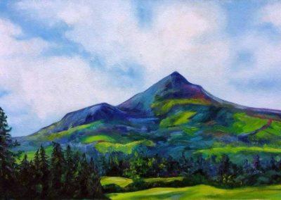 sugarloaf painting