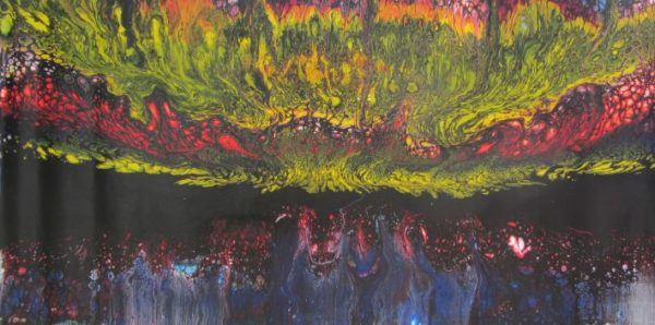 Abstract Cell Painting