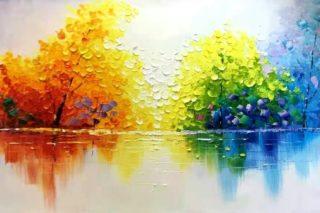 Abstract Lake