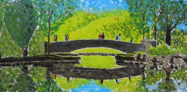St Stephen's Green Bridge