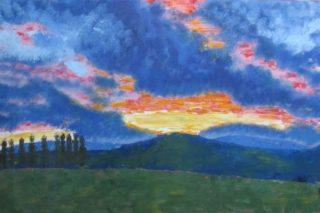 West Wicklow Sunrise